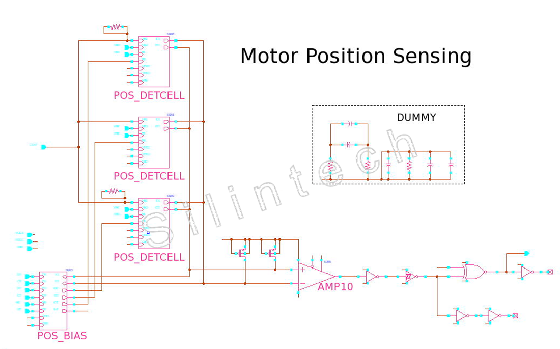 11 输出短路保护电路 对于三相电机驱动输出,当三相输出正常时,采用星